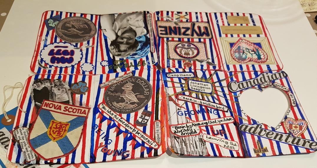 Detail / 74 / 1977 / My 1977 Zine / Cherrie Trelogan
