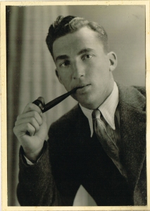 Bill with pipe